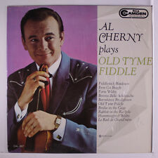AL CHERNY: Plays Old Tyme Fiddle LP (Canada, Mono, partial shrink) Country