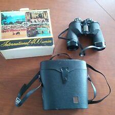 Tasco International 10x50 Wide Angle Binoculars, Hi-Power Model No. 430 Vintage!
