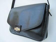 -AUTHENTIQUE sac à main PIERRE CARDIN   cuir  TBEG vintage bag