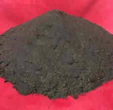 Fish Tank Aquatic Sand 1 Kg BLACK PLAIN  Stunning Reptiles Vivariums Terrariums