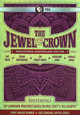 Masterpiece: The Jewel in the Crown NEW PBS Anniversary Edition INDIA SERIES DVD