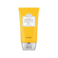 [Missha] All Around Safe Block Waterproof Sun SPF50+/PA+++ 50ml