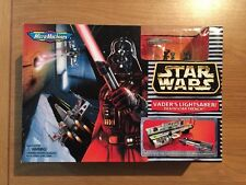 Star Wars Micro Machines Vader's Lightsaber/Death Star Trench, NIB Sealed