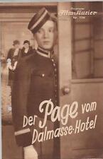 IFK Nr.  720 Der Page vom Dalmasse-Hotel ( braun )