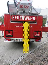 Spineboard Spinalbord + Kopffixierung + Spider für Rettungsdienst DRLG Feuerwehr