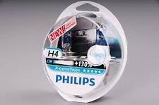 PHILIPS EXTREME VISION H4 +130% (PAIR) - GENUINE & GREAT VALUE!!!