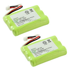 2 Cordless Home Phone Battery for ATT BT184342 BT28433