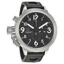 U-Boat Flightdeck 55 Chronograph Automatic Black Dial Mens Watch 1757