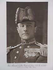 1914 VICE ADMIRAL SIR JOHN JELLICOE COMMANDER IN CHIEF HOME FLEETS WWI WW1