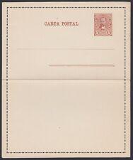 ARGENTINA, 1891. Letter Card  H&G 10d, Mint