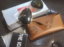 Ray Ban RB 3025 L0205 Aviator Gold Frame Green Classic G-15 Lens 58mm Sunglasses