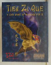 Tien Zi Que Card Game