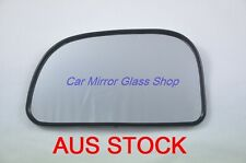LEFT PASSENGER SIDE MITSUBISHI LANCER 1992-1996 MIRROR GLASS WITH BACK PLATE