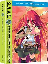 Shakugan No Shana . Season 1 . 24 Episodes . Anime . 4 DVD + 3 Blu-ray . NEU