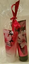 Bath and Body Works Japanese Cherry Blossom Signature Collection Gift Set NEW