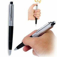 Funny Gadget Gag Utility Electric Shock Pen Toy Joke Prank Trick Novelty Gift
