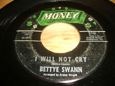 Bettye Swann Northern   Soul  R'n'B  Vocal   45 rpm Money  Record Label Vinyl