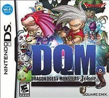 Dragon Quest Monsters: Joker (Nintendo DS, 2007) GAME ONLY Free Shipping