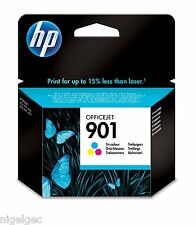 Hp 901 Color Original Cartucho De Tinta cc656ae J4540 j4585 j4640 J4660 Hp901