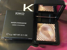 1X KIKO MILANO WATER EYE SHADOW 200 Champagne Rose, MAC Superb Dupe BRAND NEW