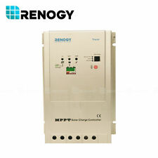 Renogy 40A MPPT Open Box Solar Energy DC Charge Controller for Battery Regulator