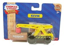 NEW IN BOX Thomas Tank Engine Wooden KEVIN the CRANE