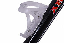 TACX JUNO HIGH QUALITY CYCLING WATER DRINKS BOTTLE CAGE CLEAR RRP £12.99!