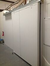 NEW 8x8 sliding Cooler/Freezer walk-in door