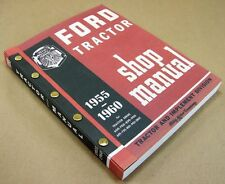FORD 820 840 850 860 871 881 941 TRACTOR SERVICE REPAIR SHOP MANUAL GAS & DIESEL