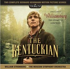 THE KENTUCKIAN - COMPLETE SCORE - LIMITED EDITION - BERNARD HERRMANN