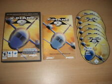 X-PLANE 9  Inc 60GB of Scenery MAC DVD XPLANE Flight Simulator Sim FAST POST