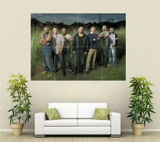 Prison Break Huge Promo Poster 3 T124