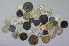 WORLD COINS USEFUL LOT A55 A55 ZD49