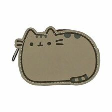 Official Retro Style Pusheen the Cat Novelty Cat Shaped Coin Purse