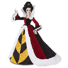 DISNEY STORE LIMITED EDITION QUEEN OF HEARTS DOLL 1 OF 500-NEW