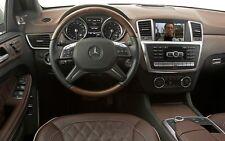 2013-2015 Mercedes-Benz GL-Class X166 HDMI Video Interface Add TV DVD Camera