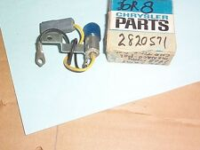 NOS MOPAR 1967 CHRY  DODGE IGNITION & STARTER SWITCH LIGHT WITH TIME DELAY