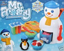 MR FROSTY ICE CRUNCHY MAKER BY FLAIR - BRAND NEW IN BOX!