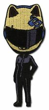 Patch - Durarara - New Celty in Helmet Anime Iron-On Gifts Toys Licensed ge2117