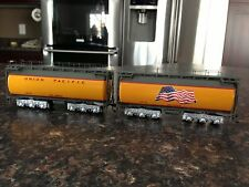 Union Pacific UP Aux Water Tender Decals 809 814 Heritage HO Scale 844 3985 4014