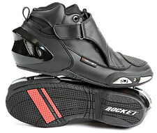 Joe Rocket Velocity V2X Street Sport Bike Motorcycle Riding Shoes Size 10