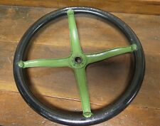 "1920-25 FORD MODEL T 16"" STEEL & FORDITE STEERING WHEEL. LOVELY CONDITION."