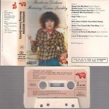 BARBARA DICKSON Morning comes Quickly  DIFFICULT cassette PAPER LABEL SPAIN 1977