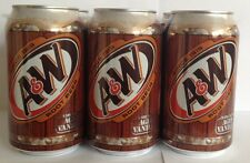 A&W root beer 6 cans (355ml)