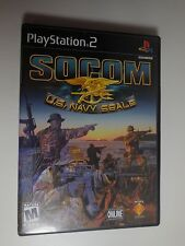 SOCOM U.S. Navy SEALs PlayStation 2 Sony PS2 Game