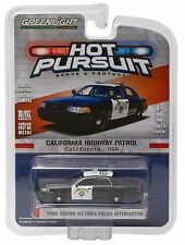 1:64 Greenlight *HOT PURSUIT R19* Ford Crown Victoria CALIFORNIA HWY PATROL NIP