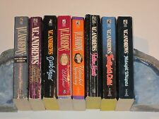 V.C. VC Andrews Lot: Keyholes, Cutler, Casteel, Logan, Complete Shooting Stars+