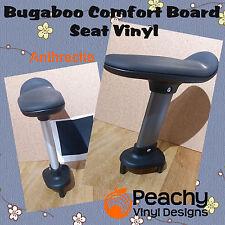 Bugaboo COMFORT CON RUOTE BOARD Sedile Pole Pre-Cut Vinyl-Antracite