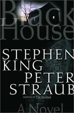 Black House by Peter Straub and Stephen King (2001, Hardcover)
