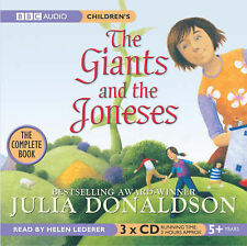 The Giants and the Joneses by Julia Donaldson (CD-Audio, 2004)